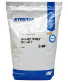 MY PROTEIN IMPACT WHEY ISOLATE 2.5KG CHOCOLATE SMOOTH