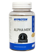 MY PROTEIN ALPHA MEN SUPER MULTI VITAMIN 120S TABLET
