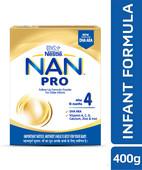 NAN PRO 4 FOLLOW UP INFANT FORMULA BB POWDER 400GM