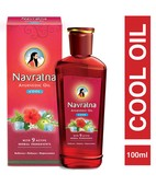 NAVRATNA HAIR OIL 100ML