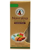 NAVRATNA ALMOND COOL OIL 50ML