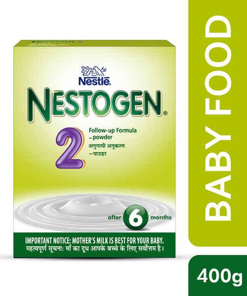 Nestogen 2 Follow Up Infant Formula Bb Powder 400gm