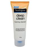 NEUTROGENA DEEP CLEAN FOAM CLEANSER 100GM GENERAL