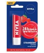 NIVEA FRUITY SHINE STRAWBERRY LIP BALM