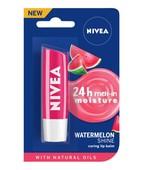 NIVEA LIP CARE LIP BALM FRUITY SHINE WATERMELON 4.8GM