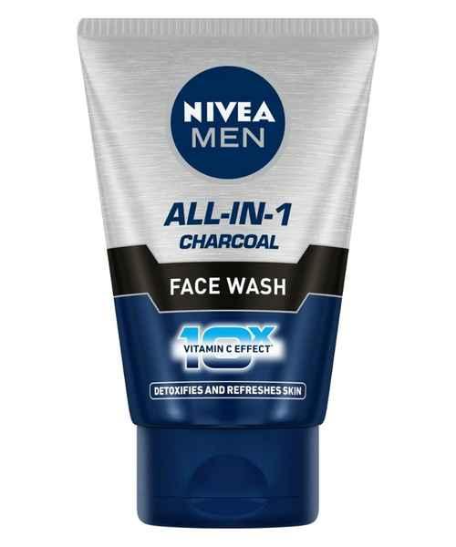 NIVEA MEN ALL-IN-1 FACE WASH 50ML