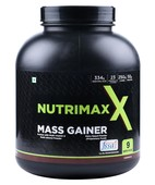 NUTRIMAXX MASS GAINER POWDER 3KG