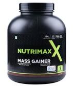 NUTRIMAXX MASS GAINER 3 KG CHOCOLATE