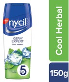 NYCIL COOL HERBAL POWDER 150GM