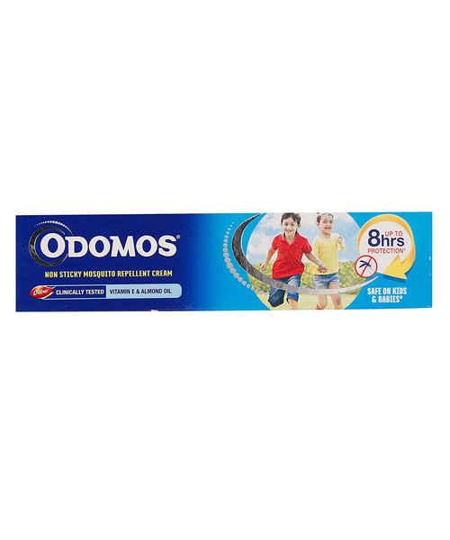 ODOMOS VITAMIN E MOSQUITO REPELLENT CREAM 25GM