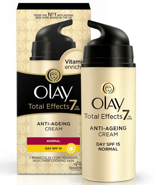 OLAY TOTAL EFFECTS 7 IN ONE DAY CREAM NORMAL 20GM