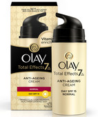 OLAY TOTAL EFFECTS 7 IN ONE NORMAL DAY CREAM WITH SPF 15 20 GM