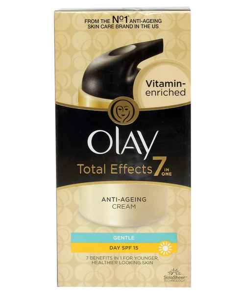 OLAY TOTAL EFFECTS 7 IN ONE DAY CREAM NORMAL 50GM
