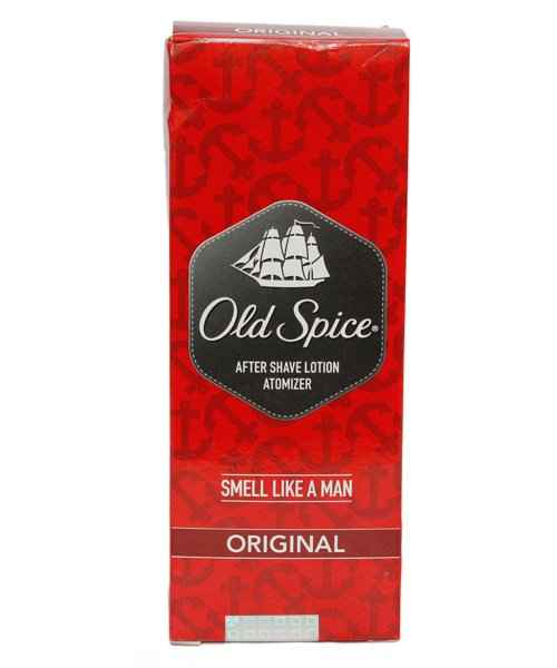 OLD SPICE AFTER SHAVE LOTION (ORIGINAL) 50ML