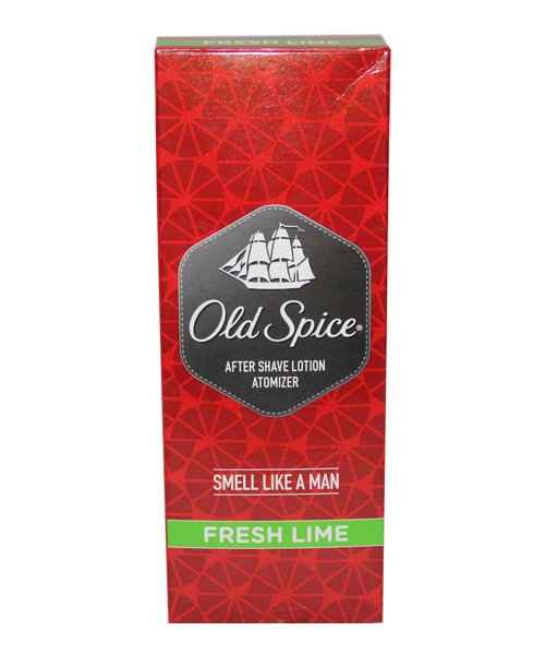 how to use old spice after shave lotion