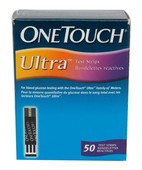 ONE TOUCH ULTRA STRIP 50S