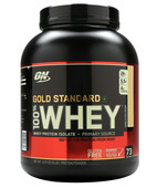 ON 100% WHEY GOLD STANDARD VANILLA 5 LBS