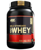 ON 100% WHEY GOLD STANDARD DOUBLE RICH CHOCOLATE 2 LBS
