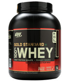 ON 100% WHEY GOLD STANDARD DOUBLE RICH CHOCOLATE 5 LBS
