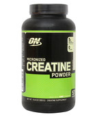 OPTIMUM NUTRITION CREATINE POWDER 300 GMS