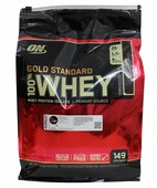 OPTIMUM NUTRITION 100% WHEY GOLD STANDARD 10 LBS DOUBLE RICH CHOCOLATE