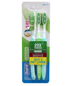 ORAL B SENSITIVE ULTRA THIN GREEN B2G1