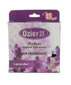 OZIER AIR FRESHNER LAVENDER 75GM