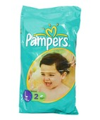 PAMPERS LARGE DIAPERS 2S