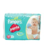 PAMPERS PANT DIAPERS M 60S