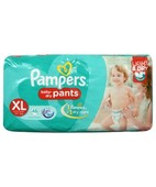 PAMPERS PANTS XL 48S