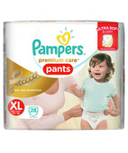 PAMPERS PREMIUM CARE PANTS XL 28S