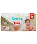 PAMPERS PREMIUM CARE PANTS M 42S