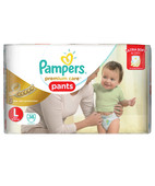 PAMPERS PREMIUM CARE PANTS L 38S