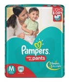 PAMPER PANTS M 80S