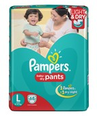 PAMPER PANTS L 68S