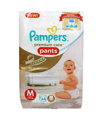 Pampers Premium Care Pants M 64S
