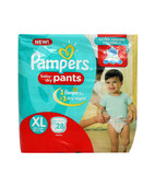 Pampers Pants Xl 28S