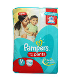 Pampers Pants M 38S