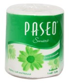 PASEO TOILET ROLL 200X1 DECO EMB