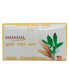 PATANJALI HALDI CHANDAN KANTI BODY CLEANSER 75GM