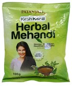 PATANJALI HERBAL MEHANDI POWDER 100GM