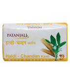 PATANJALI HALDI CHANDAN KANTI BODY CLEANSER 150GM