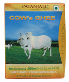 PATANJALI COWS GHEE 500ML