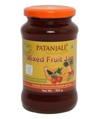 PATANJALI MIXED FRUIT JAM 500GM