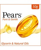 PEARS PURE&GENTLE 50GMS SOAP