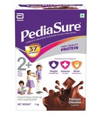 PEDIASURE CHOCOLATE 1KG BIB