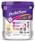 PEDIASURE VANILA DELIGHT POWDER 400GM
