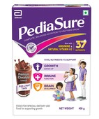PEDIASURE COMPLETE CHOCOLATE BIB POWDER 400GM
