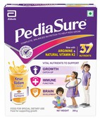 PEDIASURE RICH KESAR BADAM REFILL PACK 200GM