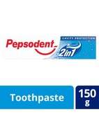 PEPSODENT 2IN1 TOOTH PASTE 150GM